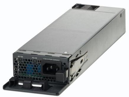 C3KX-PWR-350WAC-RF